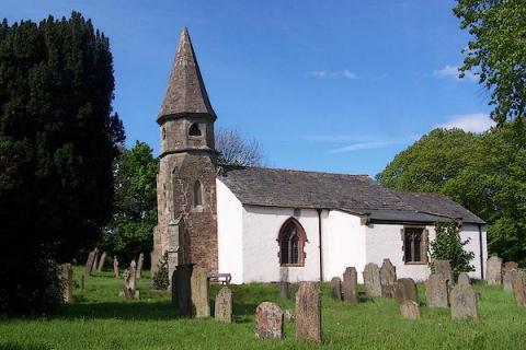 Camerton  church